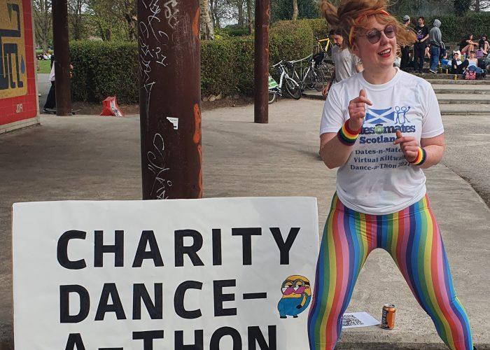 DnM Charity Dance-a-thon